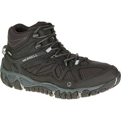 MERRELL All Out Blaze Vent Mid GORE-TEX Mens Vibram Hiking Boots Sizes 10.5 11