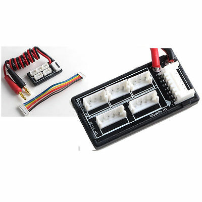 Hype Multicharge Adpater 3x2s-2x3s EH 082-6033