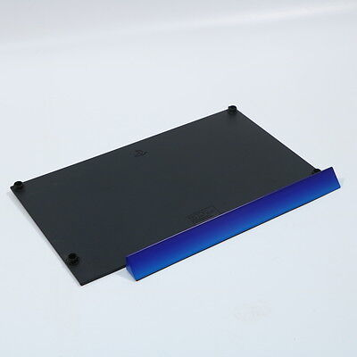 Official Sony Horizontal Console Stand Blue Ps2 Playstation 2 Console Scph-10110