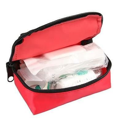 TOMOUNT Emergency Medical Bag First Aid Pack Travel Survival Rescue Bag Pouch