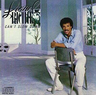 Lionel Richie - Can't Slow Down - Lionel Richie CD 3QVG The Fast Free Shipping