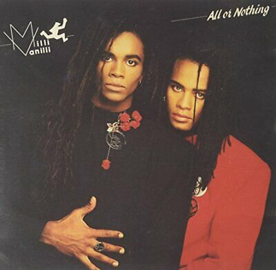 Milli Vanilli - All or nothing (UK, 1988) - Milli Vanilli CD 7IVG The Fast Free