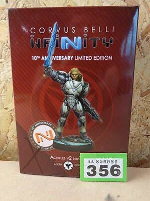 Wargaming Infinity Achilles v2 Clearance Lot 356