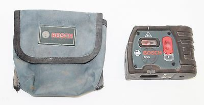 Bosch GPL5 5-Point Alignment Self-Leveling Laser Level