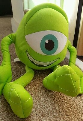 Monsters inc mike talking toy