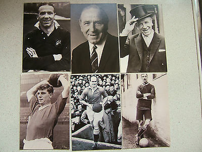 Manchester United...  20 Photo Postcards.....