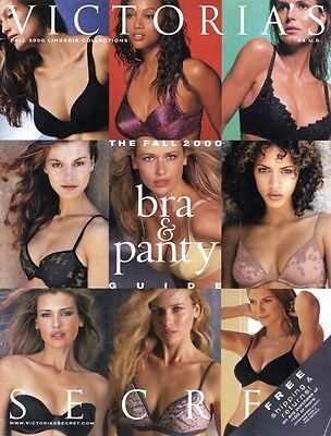 2000 Victoria's Secret Catalog Lingerie Hot Pictures Laetitia Casta M Wrobel