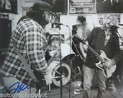 TAD DOYLE signed KURT COBAIN photo REAL/OBTAINED IN-PERSON/PROOF PIC