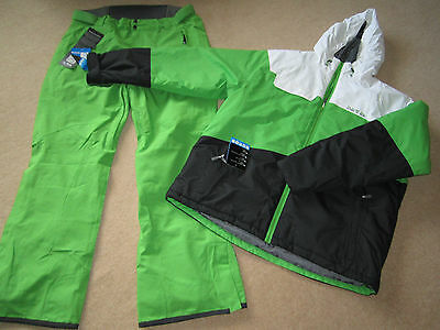 Brand New Mens Dare2B Technical Ski Snowboard Suit Size 2Xl