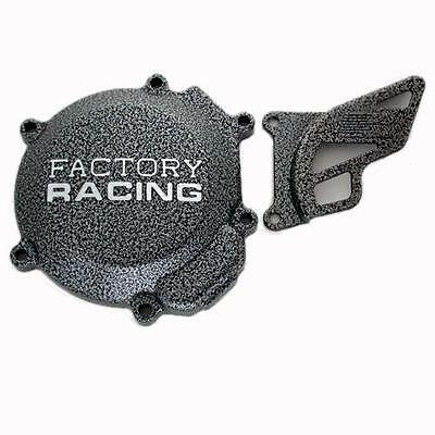 Boyesen Factory Racing Ignition Cover Silver for Honda CR80 1985