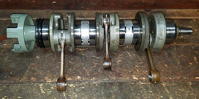 Yamaha Wave runner venture raider exciter 1100 crank shaft crankshaft 63M