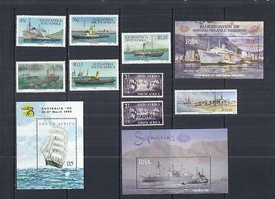 x9954 Thematics / Boats/ A Small Collection Early & Modern Umm & Lhm