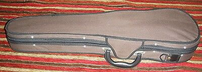 Triangle Shape Violin Case - Light Weight - 1/2 size