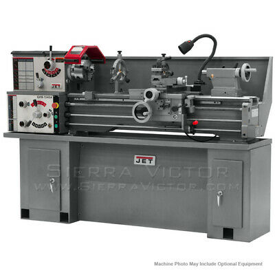 JET® Geared Head Bench Lathe: GHB-1340A, 321357A