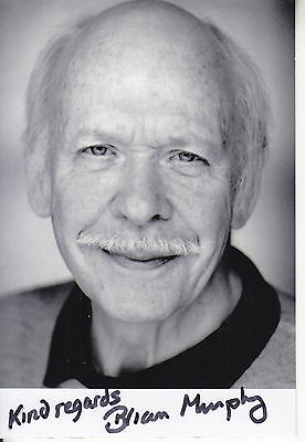 Brian Murphy Signed Photograph