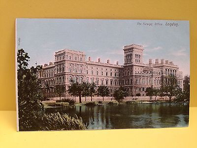 Old Postcard The Foreign Office London