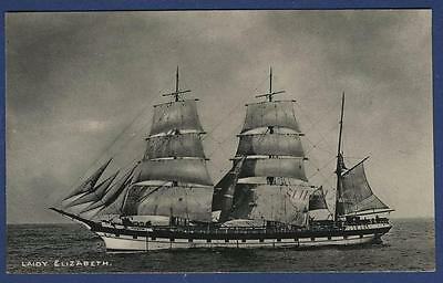 Norwegian Sailing Ship Lady Elizabeth Karran Isle-of-Man Lydersen Falkland Islan