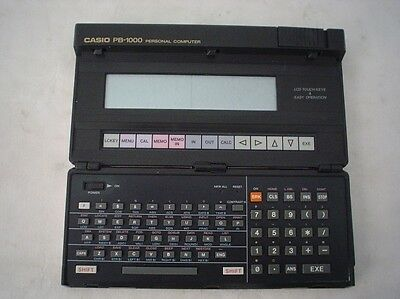 Calculadora Casio Pb-1000