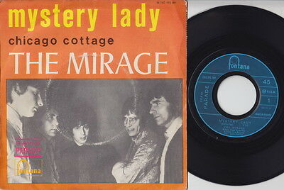 The MIRAGE * Mystery Lady * 1968 UK FREAKBEAT PSYCH POPSIKE * French 45 * Listen