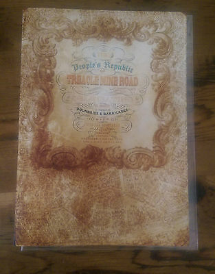 Discworld Stamps Purple Patrician Republic of Treacle Mine Road Pack (11590)