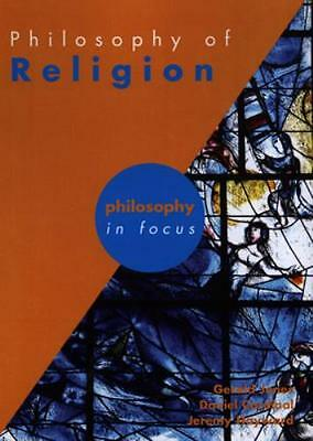 Philosophy of Religion (Philosophy in Focus) (Paperback), Jones, ...