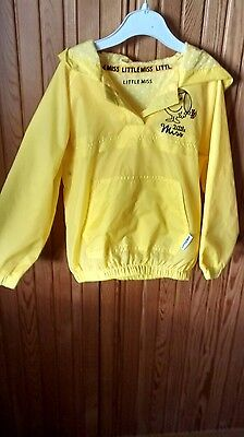 Marks and Spencer, Little Miss Sunshine shower coat .  age 2-3 years.