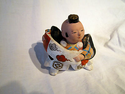 A Vintage Chinese Man Figure