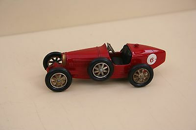 Matchbox Moy Models Of Yesteryear No.6 Type 35 Bugatti Red