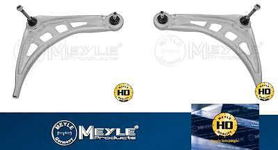 BMW E46 3 Series MEYLE Heavy Duty Front Wishbones / Control Arms PAIR