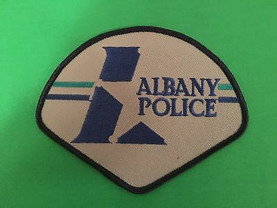 Albany Oregon Police Shoulder Patch