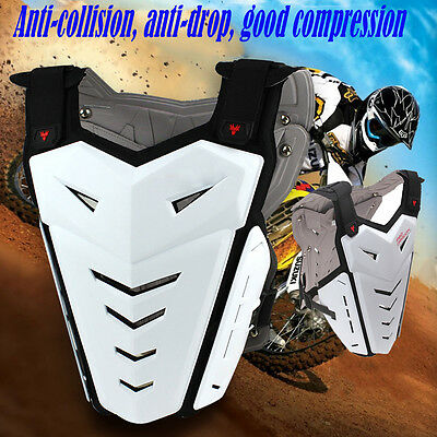 Outdoor Sport Motocross Back Chest Protector Gear Bicycle Compression Body Armor