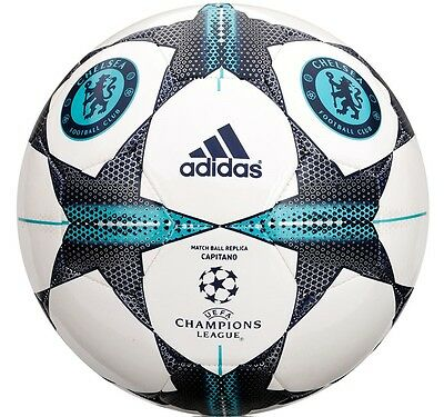 Adidas Finale Chelsea Capitano Ucl Football Size 5