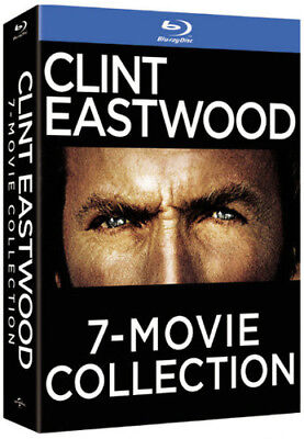 Clint Eastwood: The Universal Pictures 7-Movie Collection [New Blu-ray] Boxed