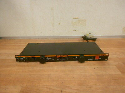 GEMINI PL-100 Power Conditioner & Light Module w/PowerCord WORKING Free Shipping
