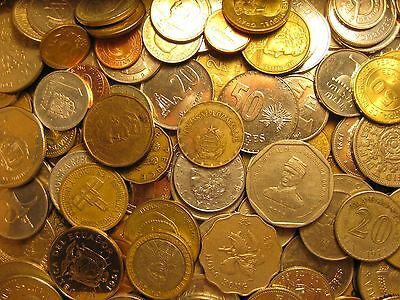 . 1 Pounds Of World Coins