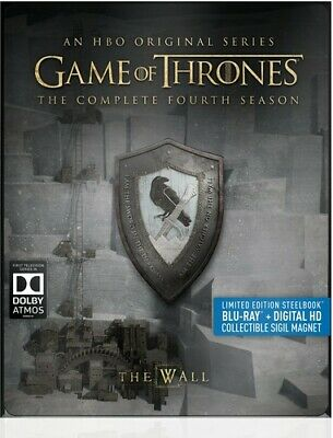 Game Of Thrones: The Complete Fourth Season Blu-ray