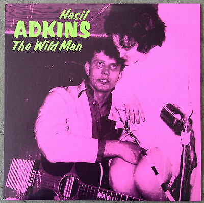 Hasil Adkins: The Wild Man