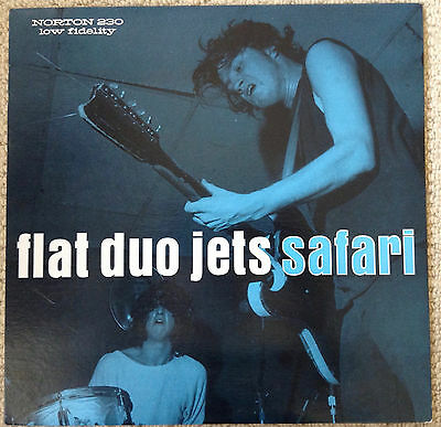 Flat Duo Jets: Safari