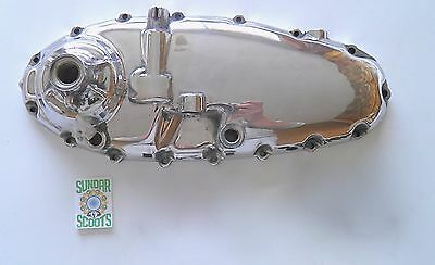 Polished Gp Chain Case . Innocenti Stamped. Suitable For Gp Lambretta