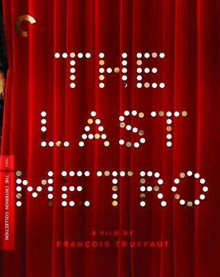 The Last Metro (Criterion Collection) [New Blu-ray] Subtitled, Widescreen