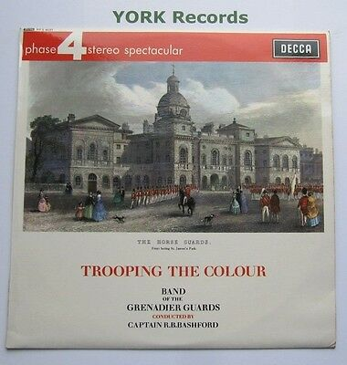 BAND OF THE GRENADIER GUARDS - Trooping The Colour - Ex LP Record Decca Phase 4