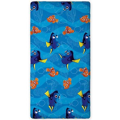Finding Nemo Dory Single Fitted Sheet New Kids Bedding