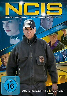 NCIS - Navy CIS - Die komplette Season/Staffel 13 # 6-DVD-BOX-NEU