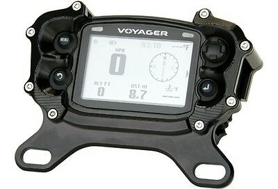 Trail Tech Black Voyager Top Mount Protector for Honda CRF450X 2005-2009
