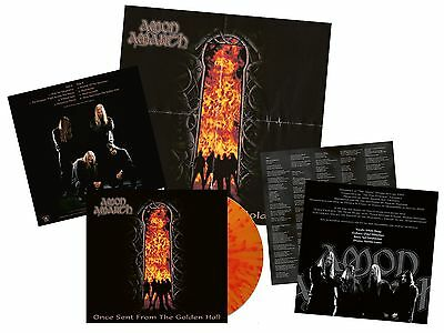 AMON AMARTH Once Sent From The Golden Hall FIRE Vinyl [LTD300] *EXCLUSIVE*