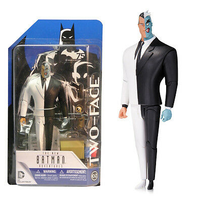 Dc Comics Two Face New Batman Adventures Action Figure Toy
