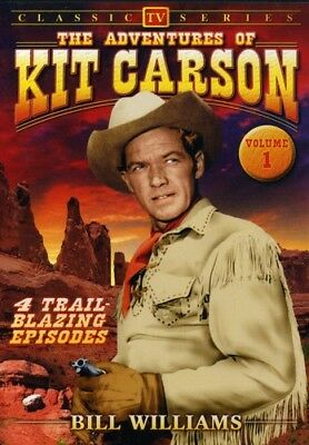 The Adventures of Kit Carson: Volumes 1-11 [New DVD] Black & White