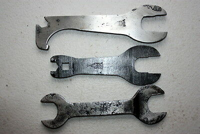 Bsa Bicycle Spanner Wrench Vintage Tool Kit Set