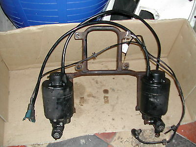 Bmw K100Lt Abs Pumps And Mounting Bracket