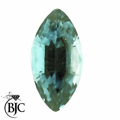 BJC® Loose Marquise Cut Natural Untreated Aquamarine Stones AA Grade Mixed Sizes